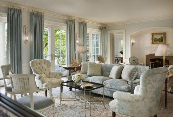 меблі в стилі прованс